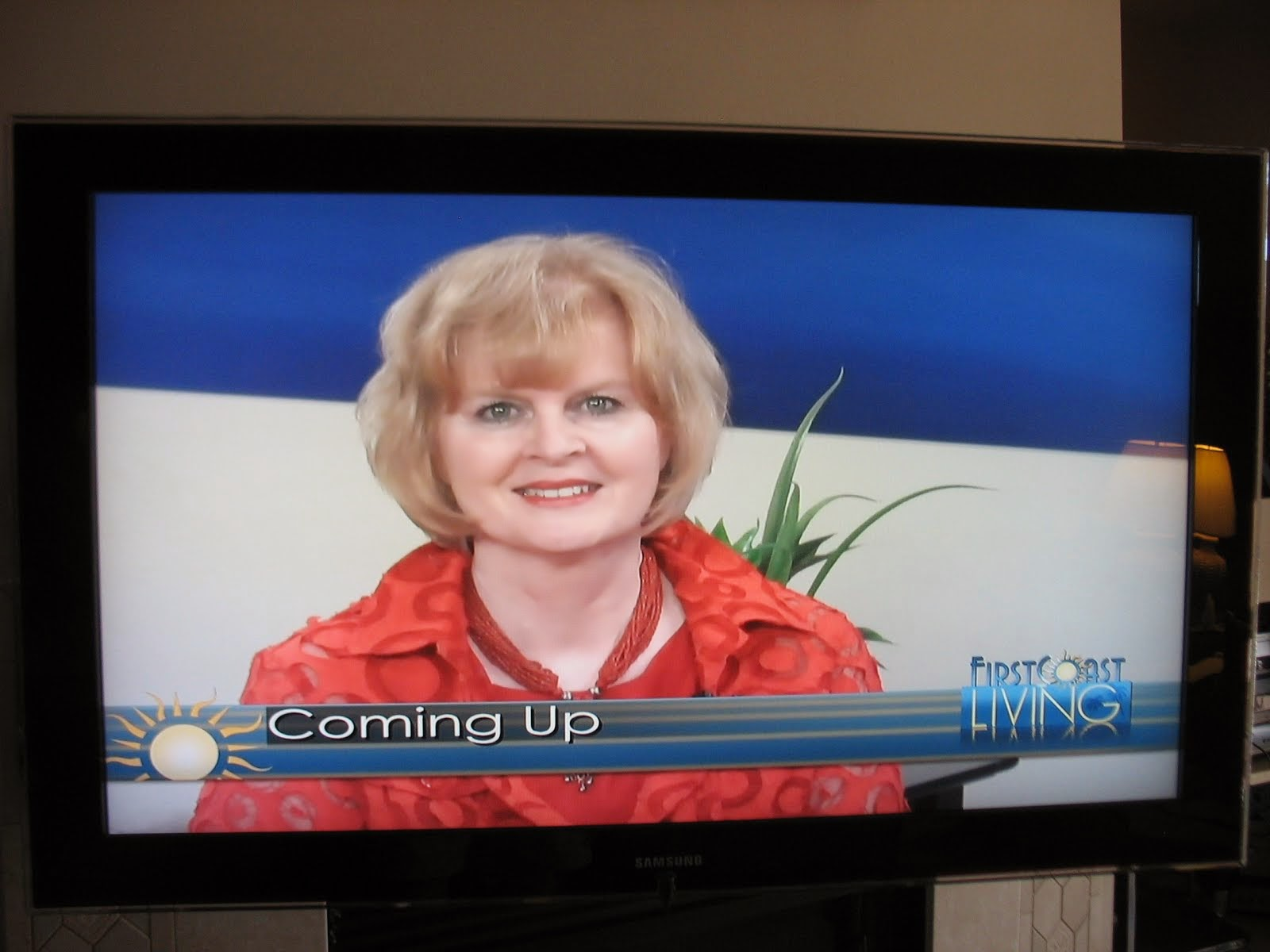 Second TV appearance on local NBC