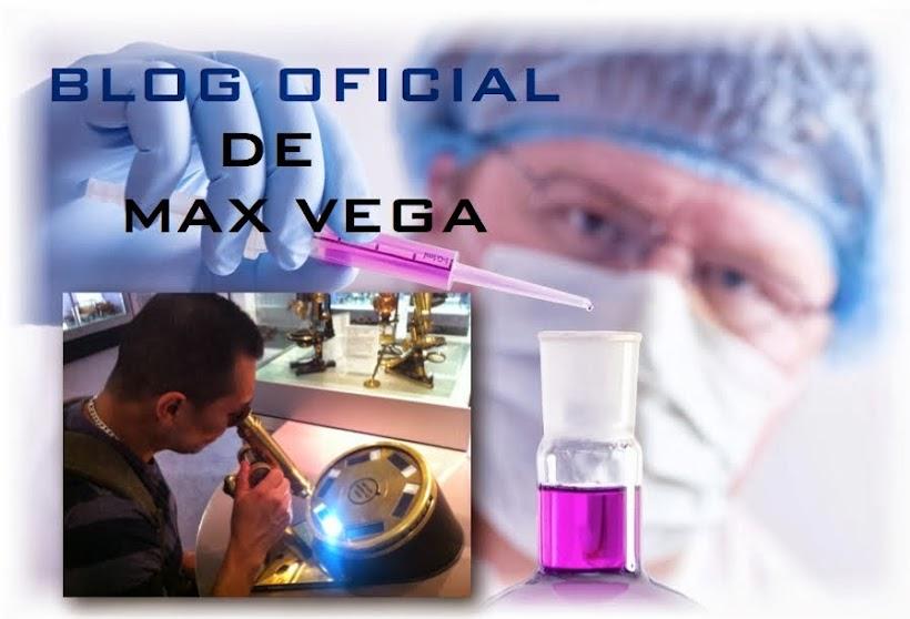 Licenciado Max Vega