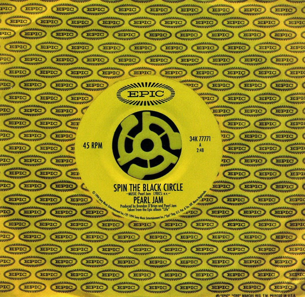 1994 - Spin The Black Circle (Epic,)