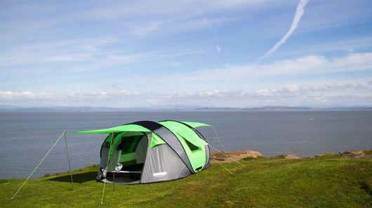 cinch tent