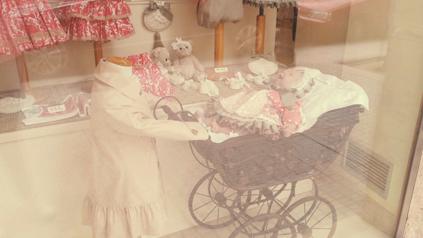 tienda moda infantil burgos