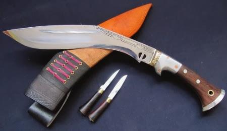 Кхукри — национальный нож гурков