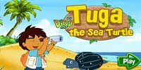 Морская черепаха Туга - Tuga The Sea Turtle