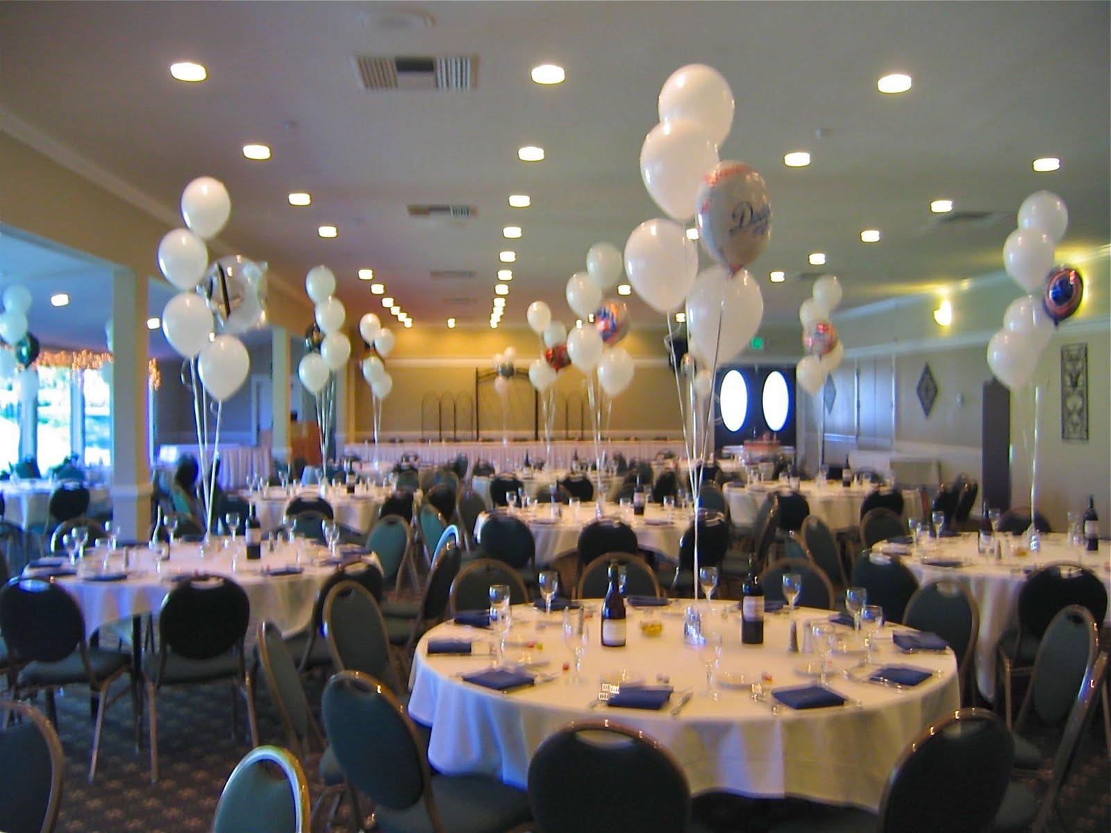 Sports Themed Balloon Decor Celebrity Gems Entertainment Sports Theme Bar Mitzvah In San