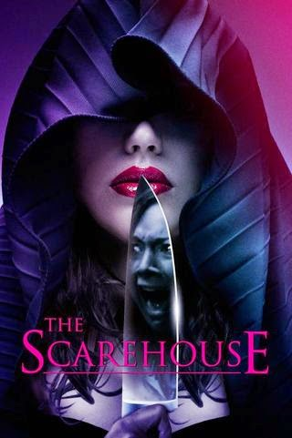 The Scarehouse (2015) 720p WEB-DL