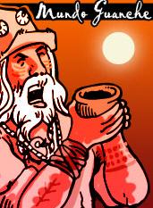 Revista sobre los indígenas canarios