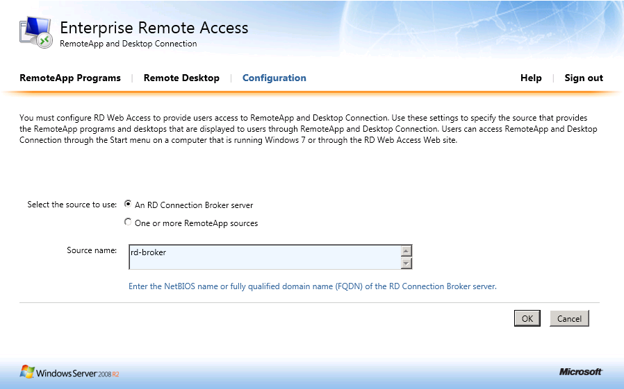 Remote desktop connection broker troubleshooting