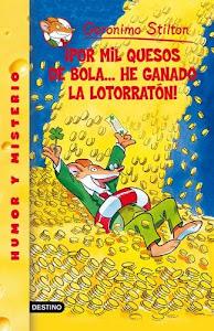 ¡POR MIL QUESOS DE BOLA..HE GANADO LA LOTORRATÒN!