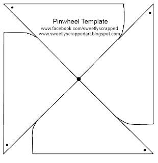 pinwheel templates