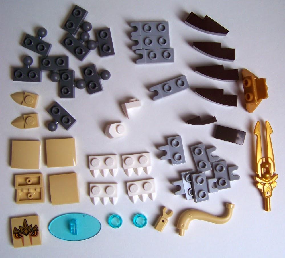 LEGO Legend Beast review