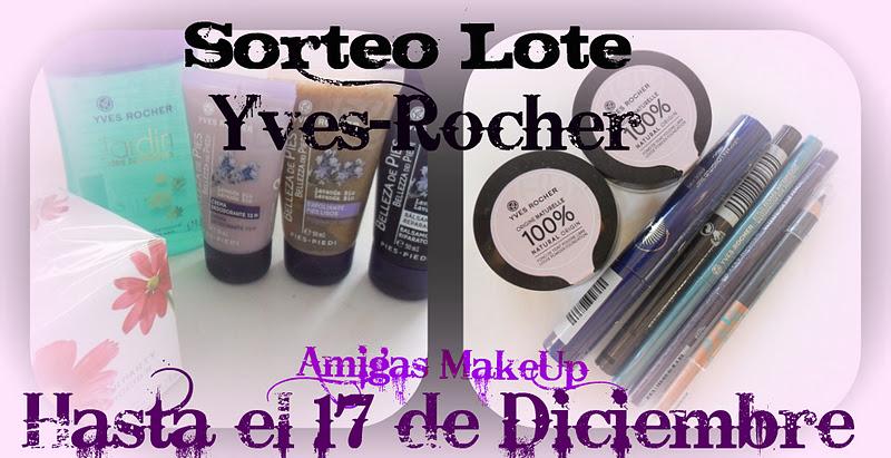 Sorteo en Amigas Makeup!