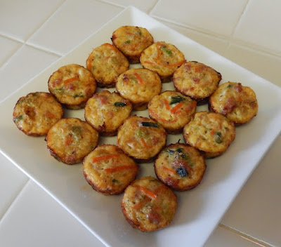 Egg Roll Bites
