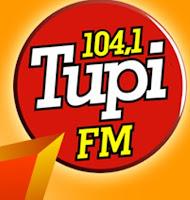 ouvir a Rádio Tupi FM São Paulo