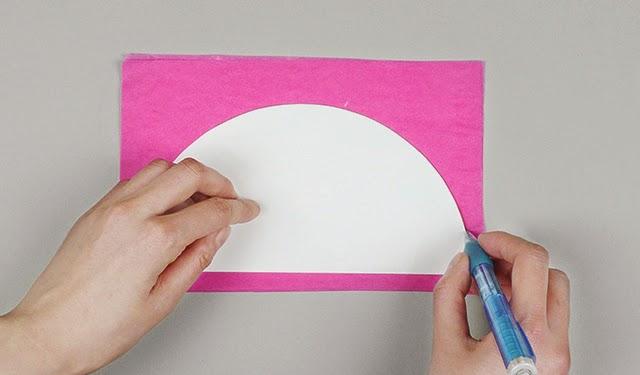 Cómo hacer el pompón