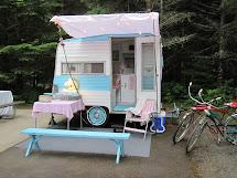 Vintage Camper Trailers Rally