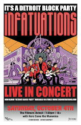 WIN TICKETS: The Infatuations live at Fillmore Detroit 10/4