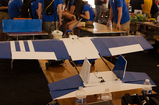 AIAA Student Design/Build/Fly Competition