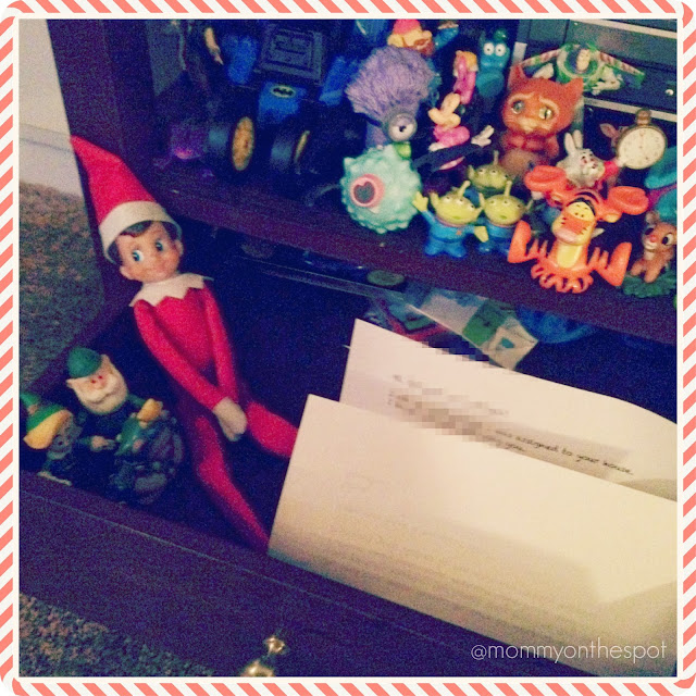 Erin Janda Rawlings Mommy on the Spot Christmas 2015 roundup Elf on the Shelf