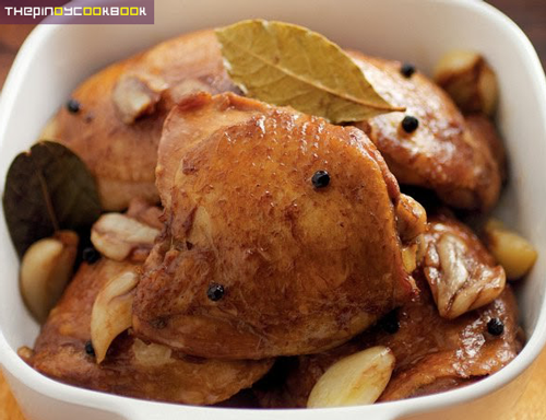 How to cook chicken adobo easily recipe tutorial pinoycookbook follow this easy steps ccuart Choice Image
