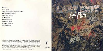 Last Exit  - Iron Path 1988 (Venture)