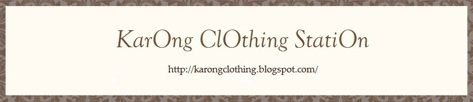 KarOng     ClOthing     StatiOn