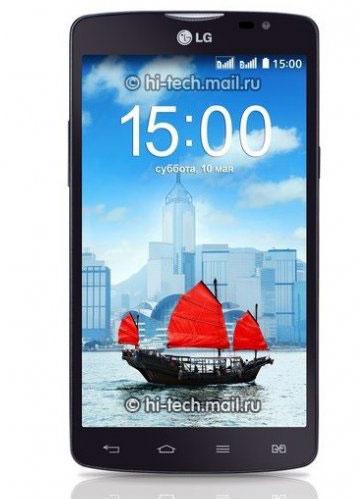 Phablet 5 Inci LG L80 Akan Dijual Seharga Rp2 Jutaan