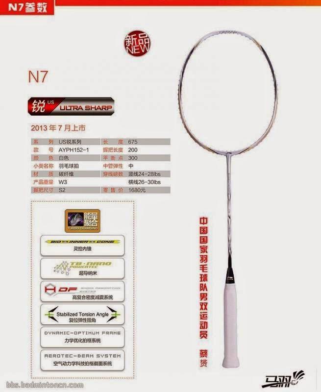 Harga Raket Badminton Lining Images