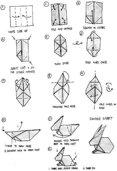 发帖者 origa... How To Make Origami Butterfly