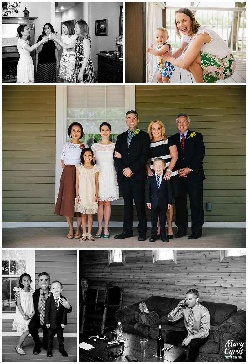 A Down-to-Earth Farmhouse Wedding in Princeton, Texas captured by Mary Cyrus Photography