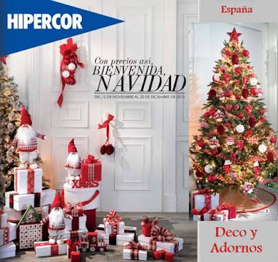 decoracion navidad 2015 hipercor