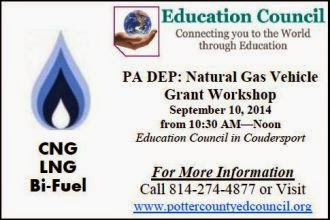 Natural Gas Grant Workshop......#99