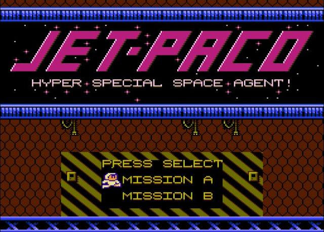 Llega a Verkami la edición física de Jet-Paco para NES, de The Mojon Twins