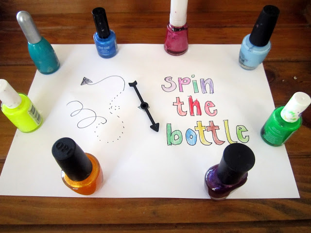 Musical nails | A super-fun, super-girly party game | Maxabella Loves