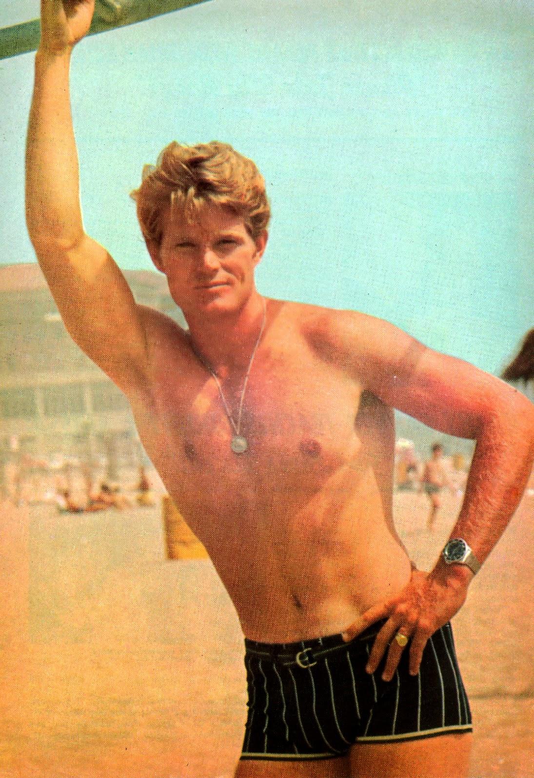 Steve Bond Nude
