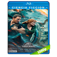 Jurassic World: El reino caído (2018) Full HD 1080p Audio Dual Latino-Ingles