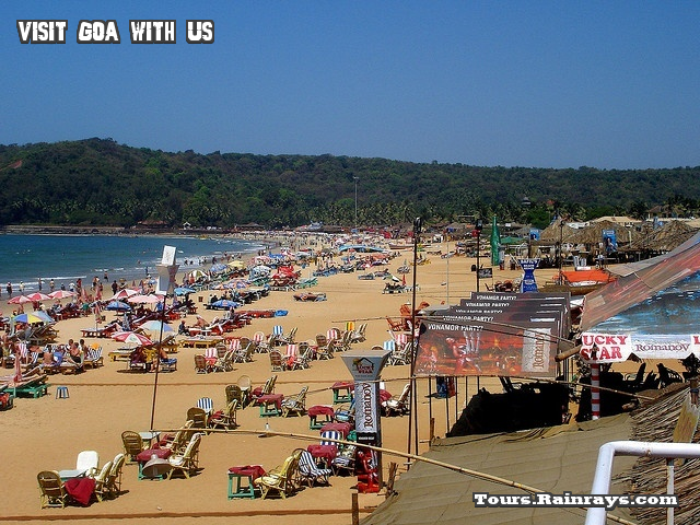 sex in baga beach of goa