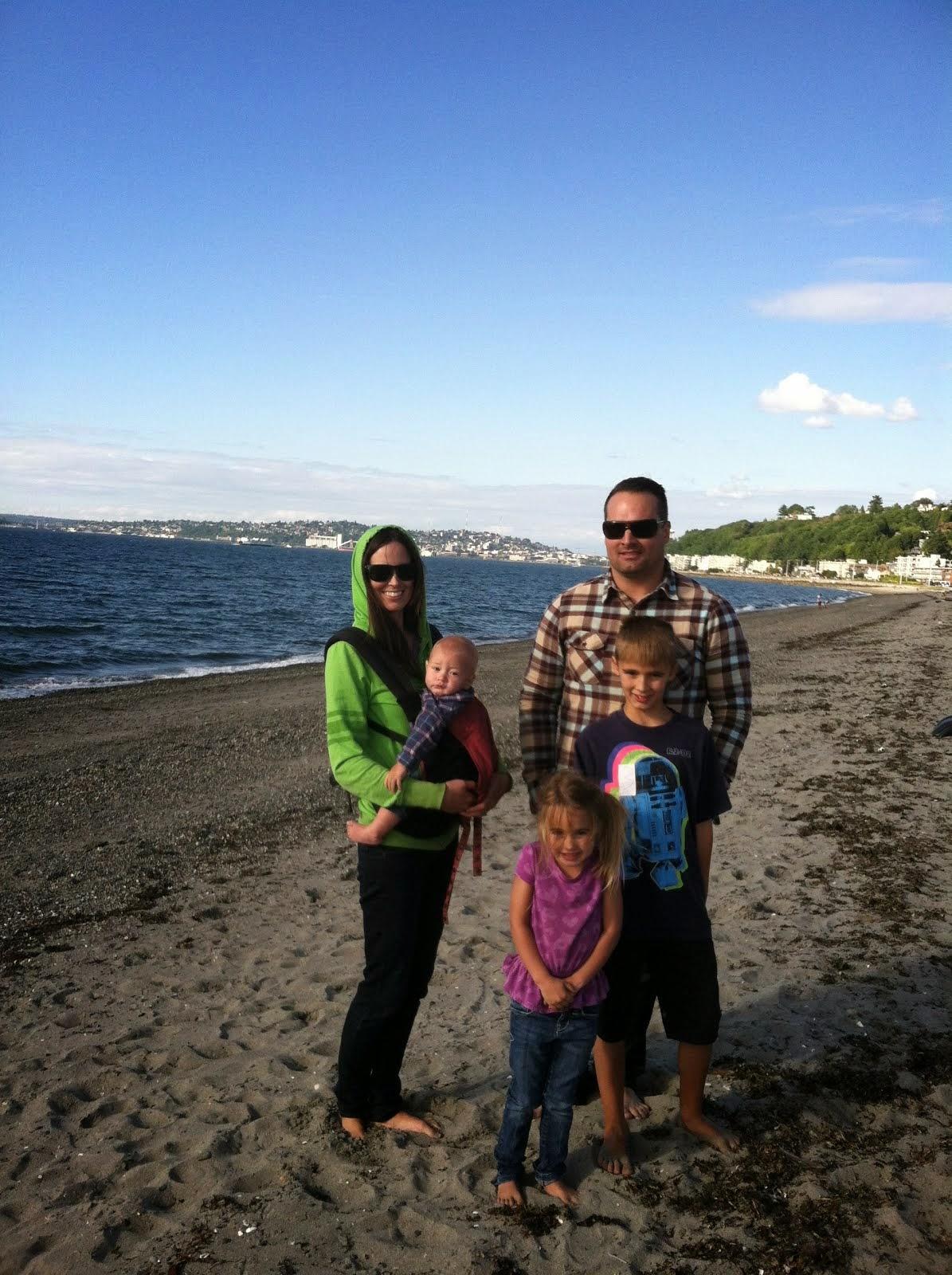 Alki Beach, WA
