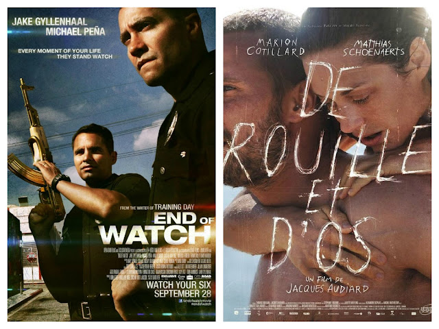 end of watch, de oxido y hueso