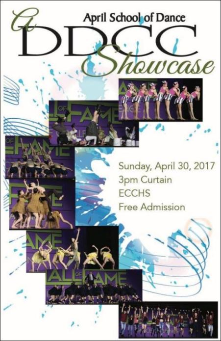 4-30 Dance Showcase, St. Marys