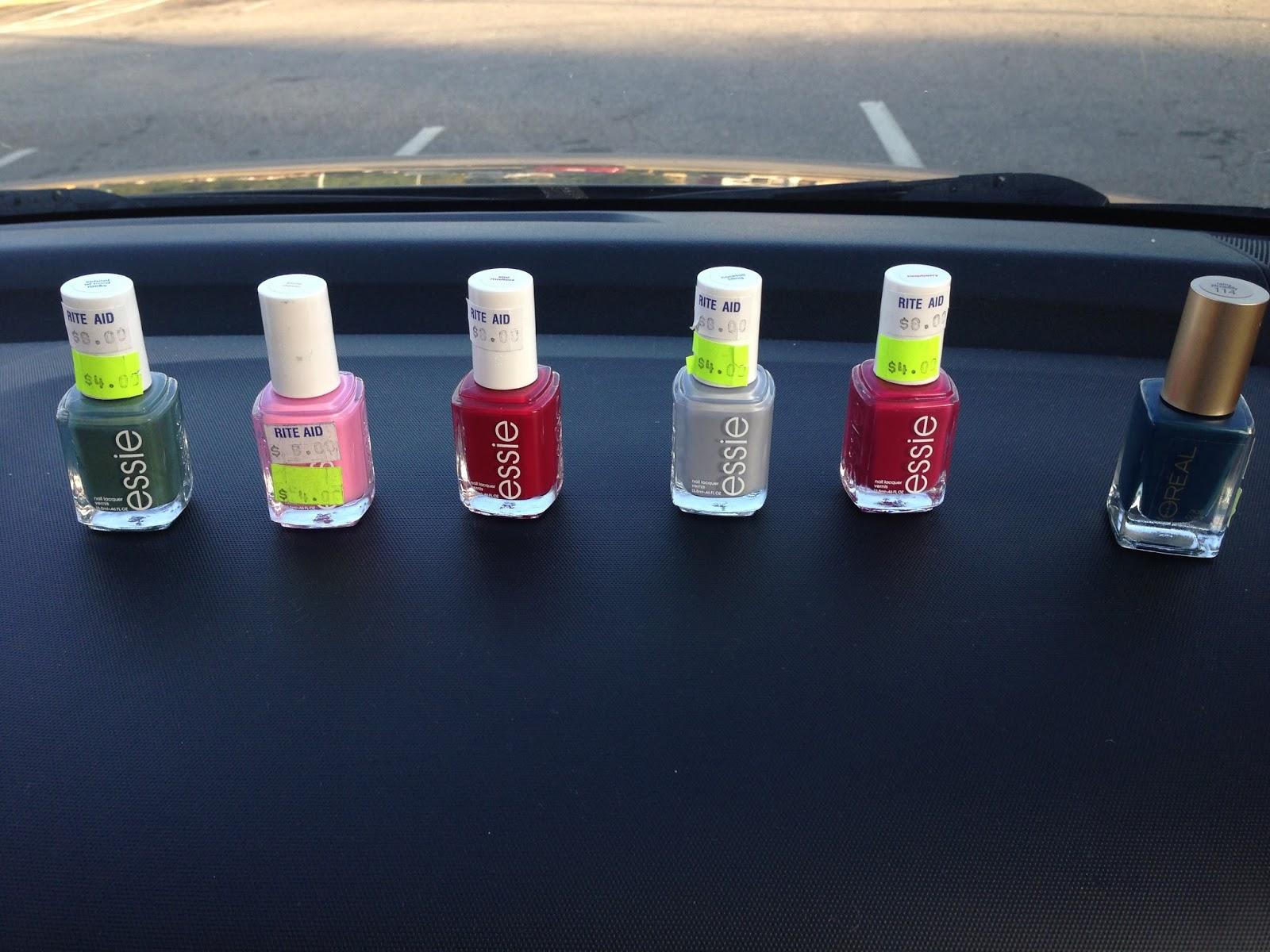 My Beauty Full Blog: Recent Nail Polish PickUps