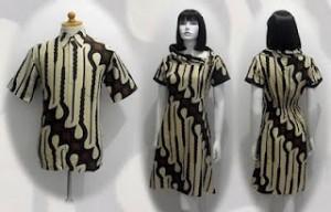 Model baju batik modern 01fs