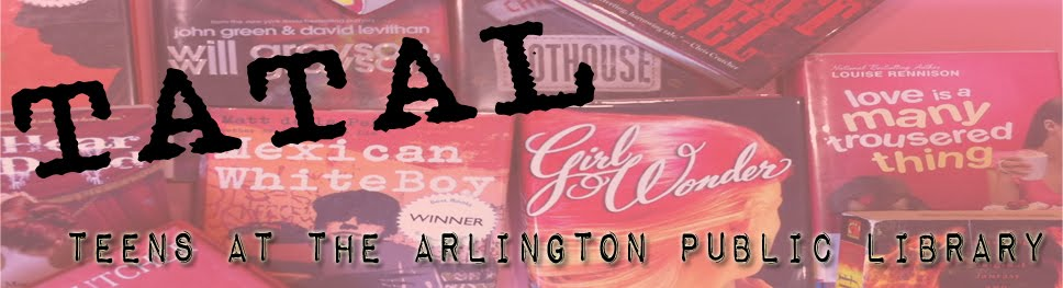 TATAL Online: Teens at the Arlington Library