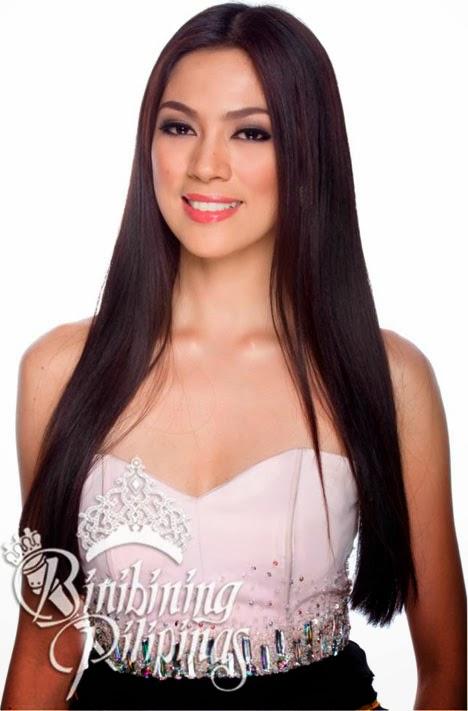 Miss universe 2013 contestant ariella arida glues her ears for Arienti arreda