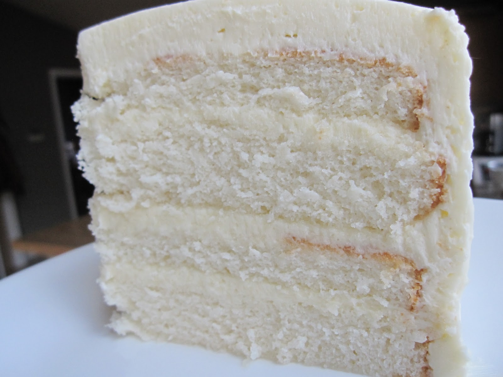 Fanksgiving: White Cake