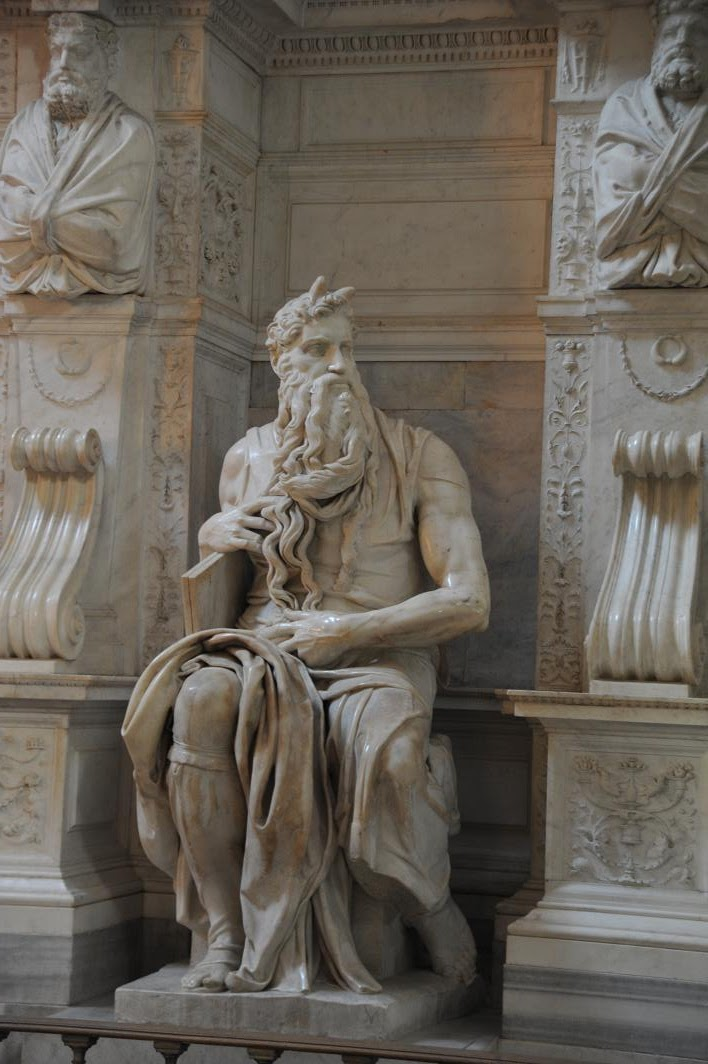 michael angelo statues in rome - photo#8
