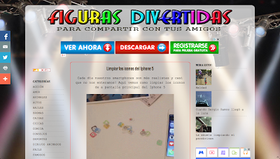 Figuras Divertidas- Pedro en directoriopax.com