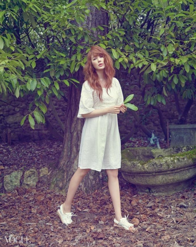 Yoon Eun Hye Vogue