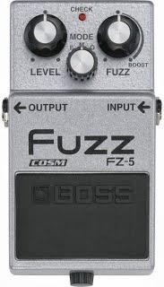 Efek gitar Fuzz