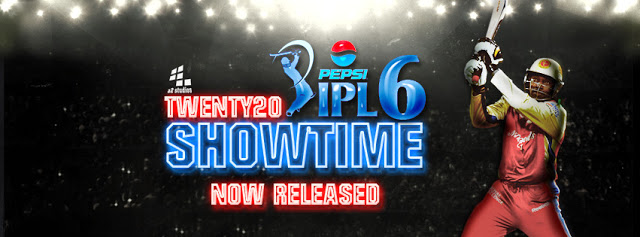 New Pepsi IPL6 T20 Patch 2013 - A2Studios