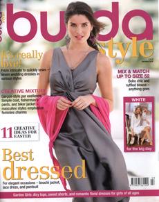 Burda Style №3 2012